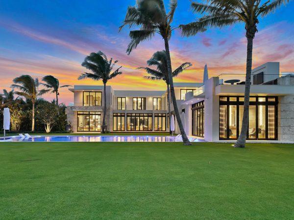 Palm Beach Twilight Photography 2