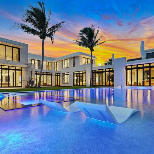 Palm Beach Twilight Photography
